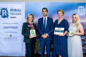 Rural Business Awards Runner Up Best Rural Start Up