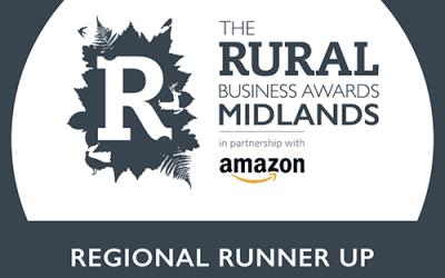 Runners Up….Best Rural Start Up